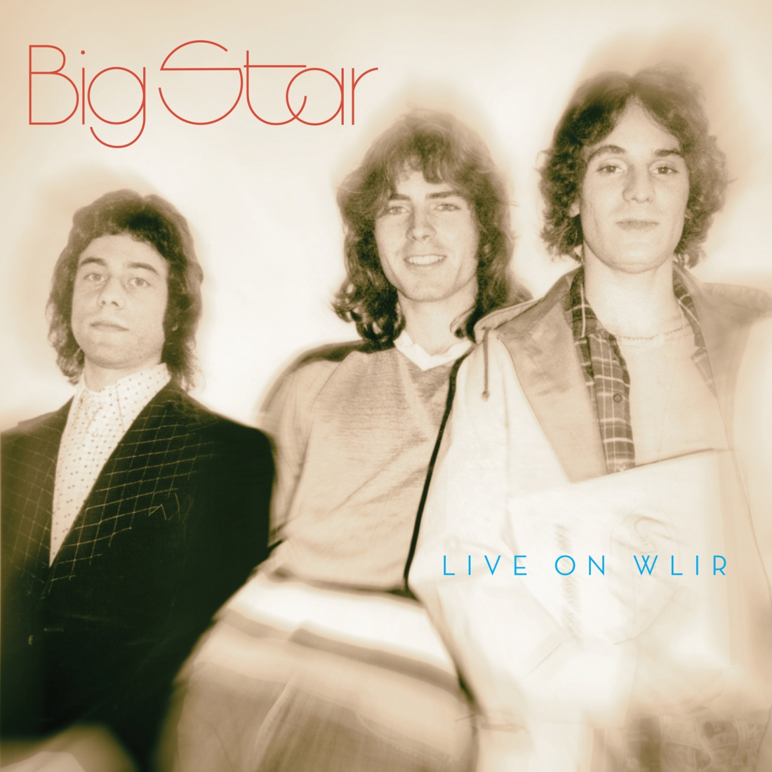 big star - live ot wlir ov-321