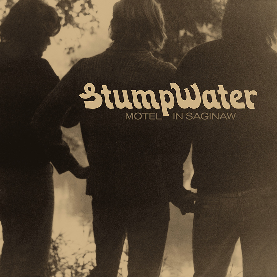 Stumpwater_MotelInSaginaw_Cover